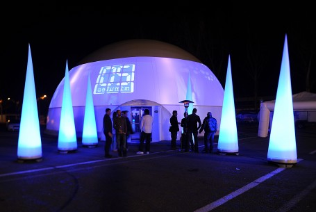 Airstar Inflatable Dome Pavilion