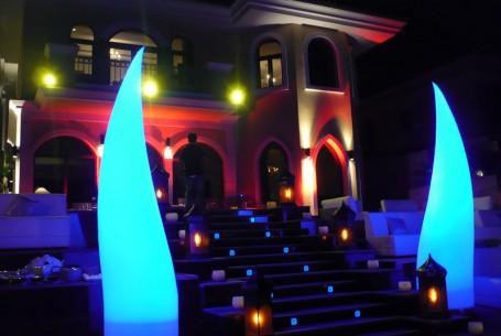 Airstar Towair Flame Event Lighting